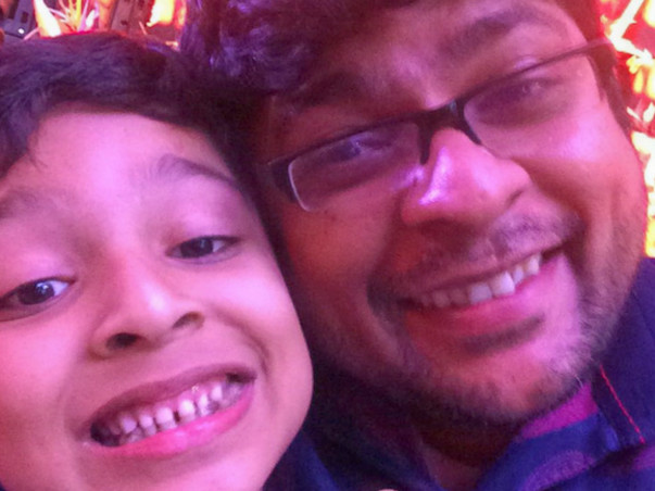 Help My Son Vedansh Smile Again After Paralysis