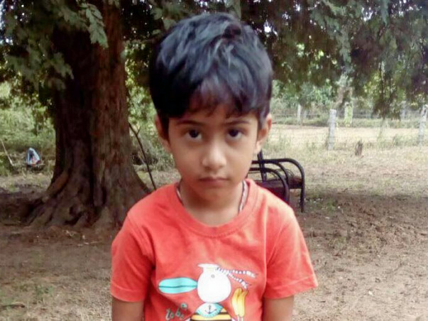 Save Childhood- Help Vijay's Family