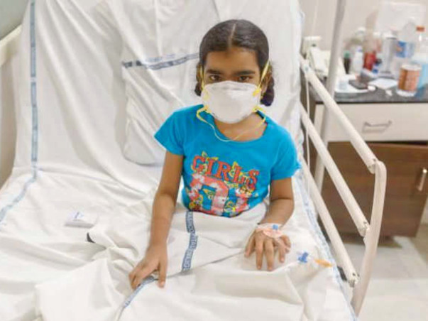 This 8-year-old Is Running Out Of Time To Get A Life-saving Surgery