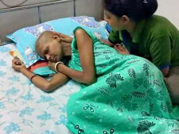 Help Banik Fight Cancer