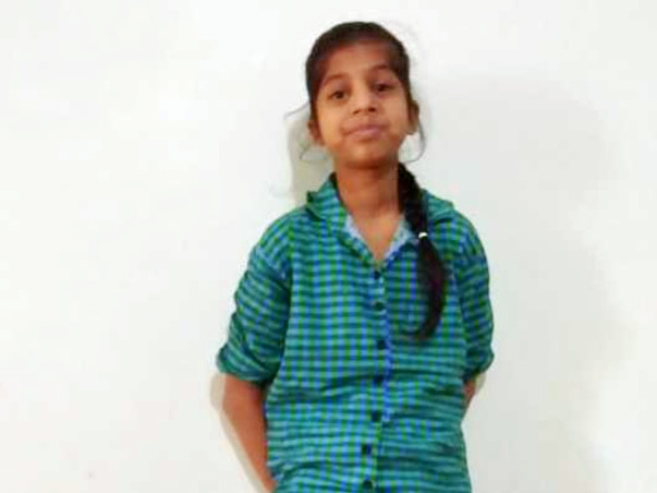 Help 10-yr-old girl Hawrah Recover From Tongue Disorder