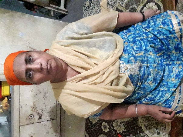 Help Rani Bharti To Fight Cancer
