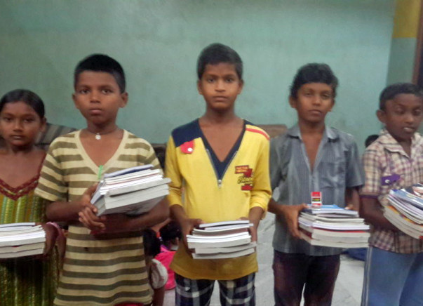 Gift An Education Kit To Orphan children As 2017 special