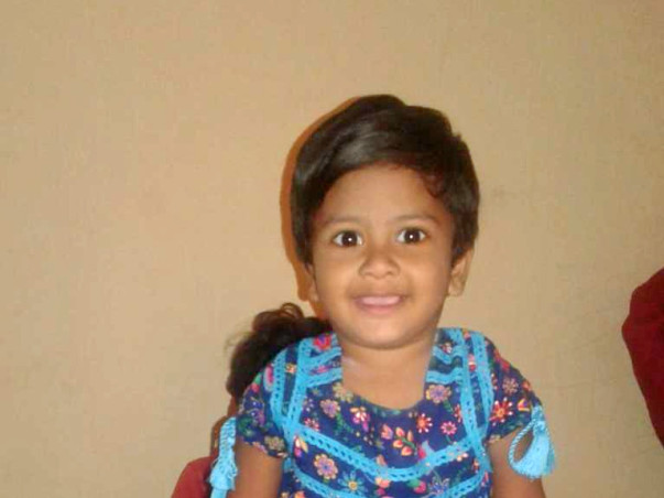 Help 2 Year Old Zeba Get her Breath Back