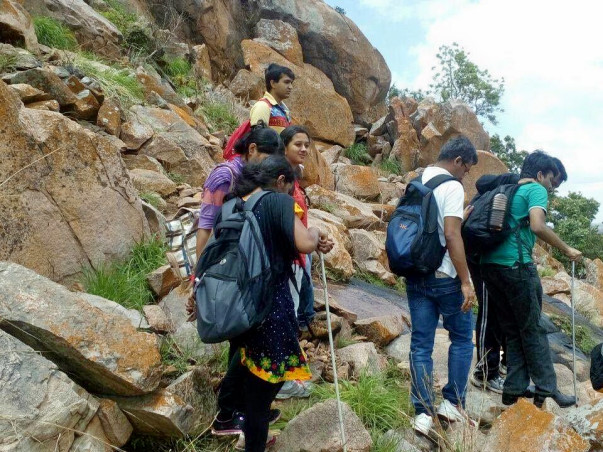Help Me Take 50 Visually Impaired For A Trek Near Bangalore