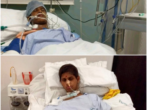 Help Nagesh recover from a traumatic brain injury/DAI