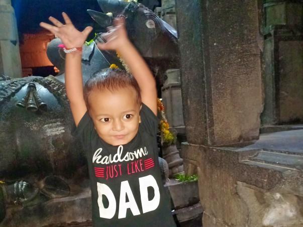 Help The 2-Year-Old, Ansh Mishra Undergo Bone Marrow Transplant