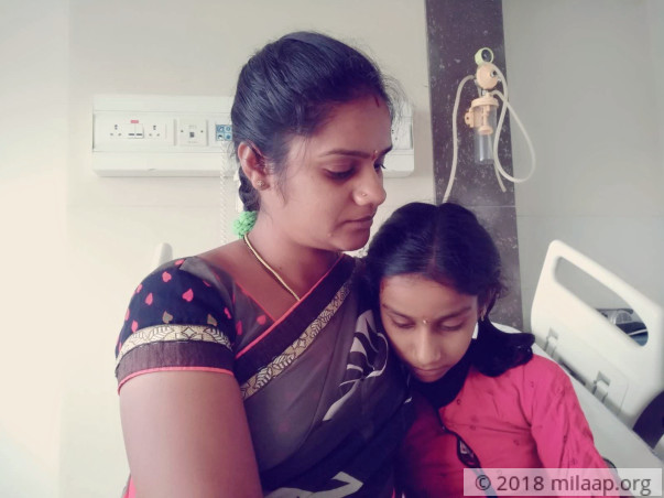Help this 12-year-old girl fight heart disease
