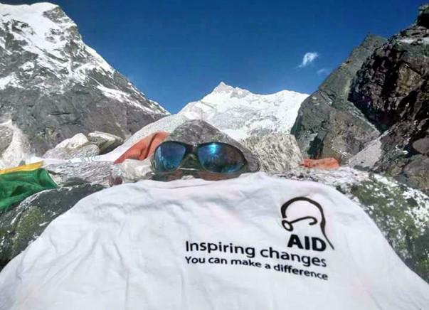 Trekking for Education