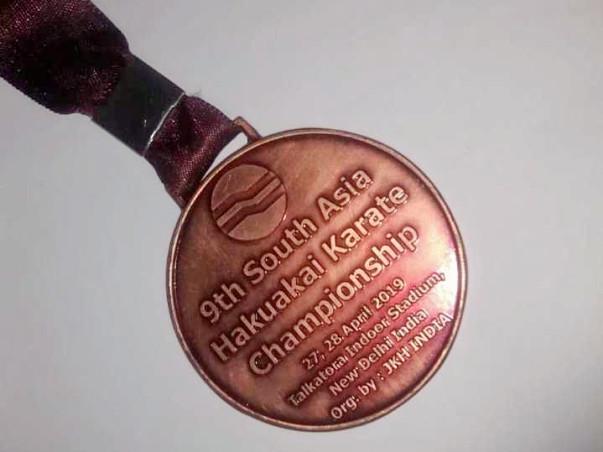Help Muskan Participate in World Hakuakai Karate Championship in Japan