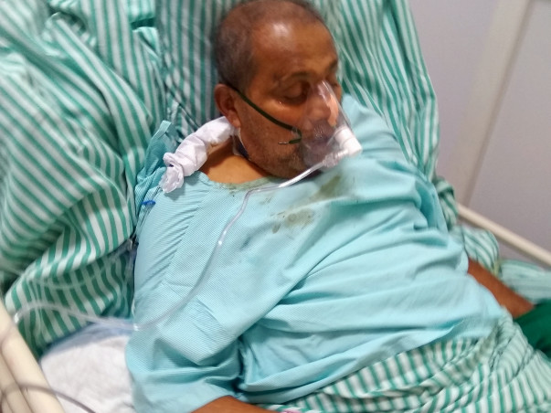 Help My Father Fight Cancer - Relapsed CNS lymphoma
