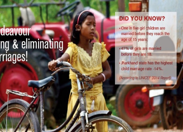 Bridge the gap for Underprivileged Rural & Tribal Children.