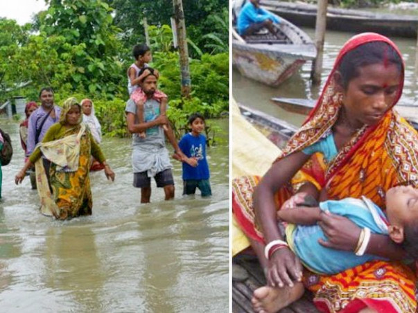 Assam Floods 2019 - Please help us to help the flood-affected families