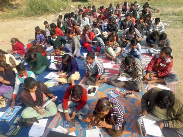 Help Satyendra Build Mobile School for Poor Students