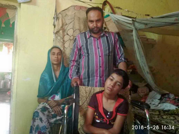 After Losing 2 Daughters Father Is Desperate To Save His Child