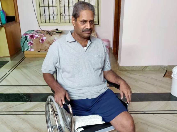 Janardhana lost his leg and need your help to walk again