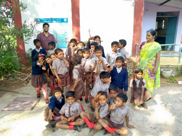 Donate To Help Adivasi Children of Melghat Study Better