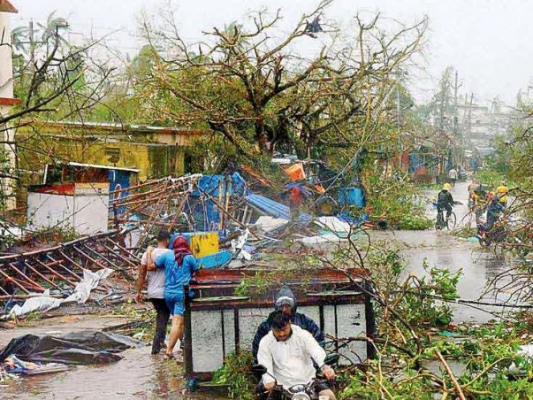 Cyclone Devastated Odisha Needs Help