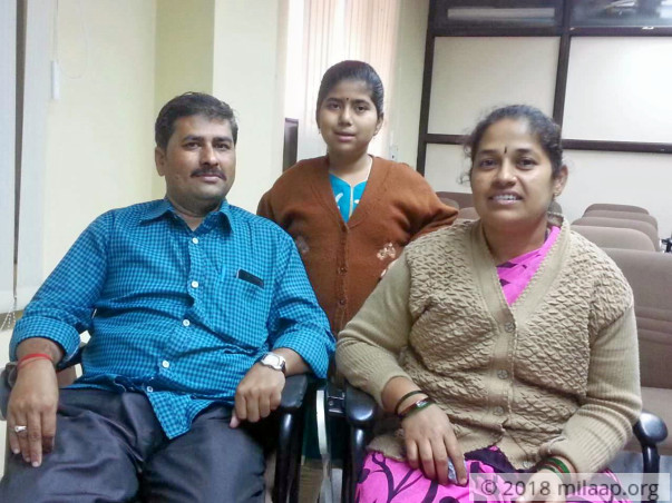Save 10-year-old Rajeshwari Before Her Heart Disorder Takes Her Life