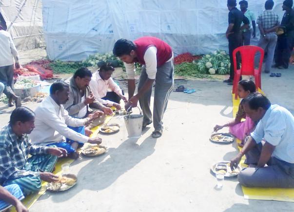 Donate for GangaSagar Mela Pilgrims 2018 - West Bengal - India