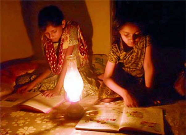 "We are Fundraising to ""Light the Future"" by providing 200 solar lamps for 200   rural children."