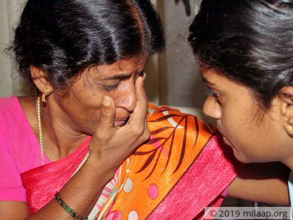 Help Vineetha Fight Germ Cell Tumor