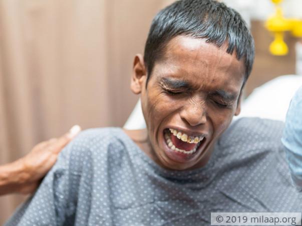 Dasari Uma Manikanta Swamy needs your help to undergo Liver transplant