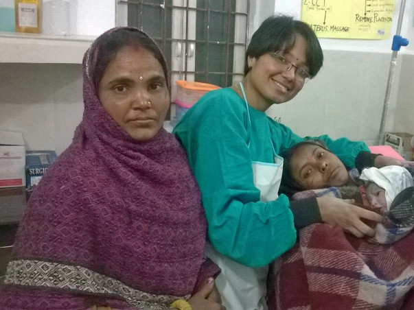 Support for rural Maternal Health Care- Bihar