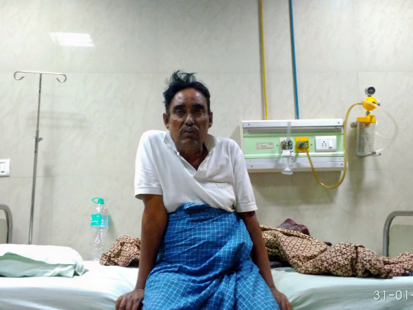 Help Nirmalya Undergo Liver Transplantation And Survive