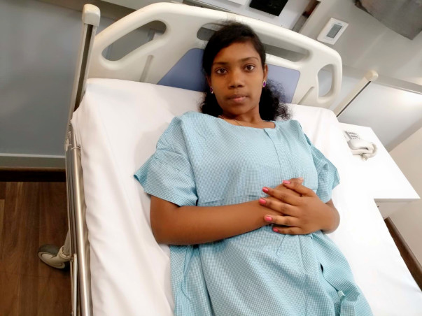Her Heart Is Failing For The Second Time And She Needs Help To Survive
