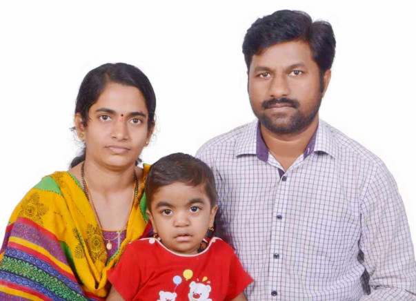 Help 3-year-Old Manaswin Fight Cancer Which Is Ruining His Childhood