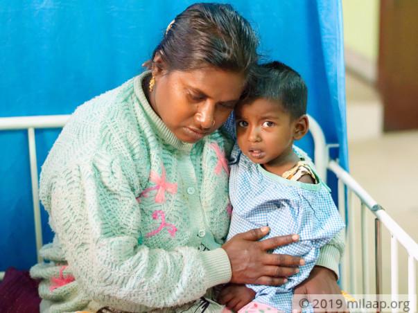 Rokiya Khatoon needs your help to fight disease