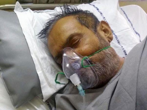 Support My Dad Santosh Singh To Fight Liver Cirrhosis