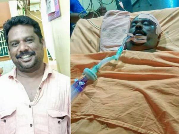Help Sadhik Ali Undergo Brain Surgery