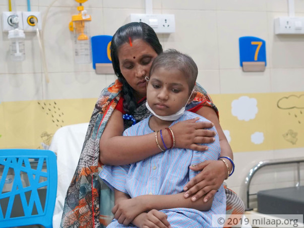 Help Anuradhi Recover From Acute Lymphoblastic Leukemia