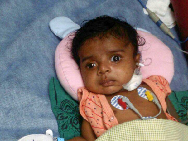 Help rijul fight brain infection he is get in vp shunt operation