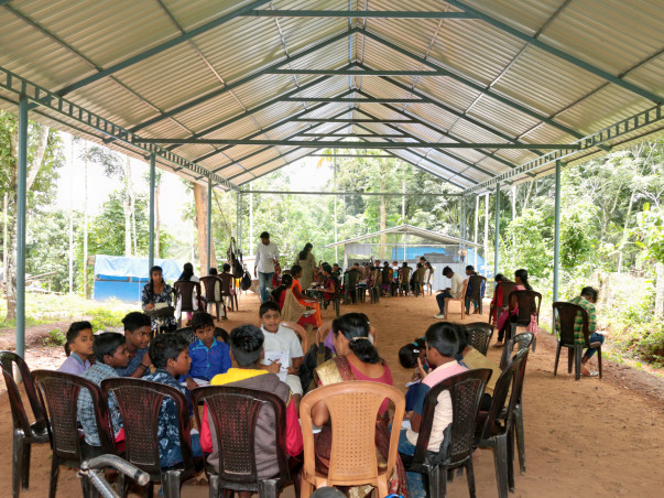 Save Our Children And Project Center From Wild Animals