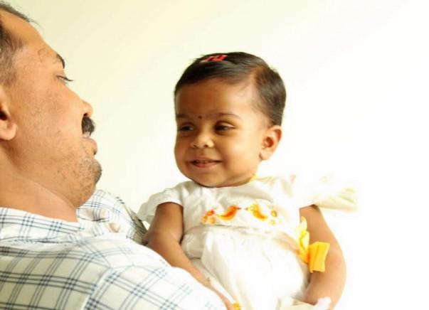 Help Baby Parvathy get a Kidney Transplant