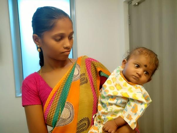 Help 8-month-old Guduru fight heart disease