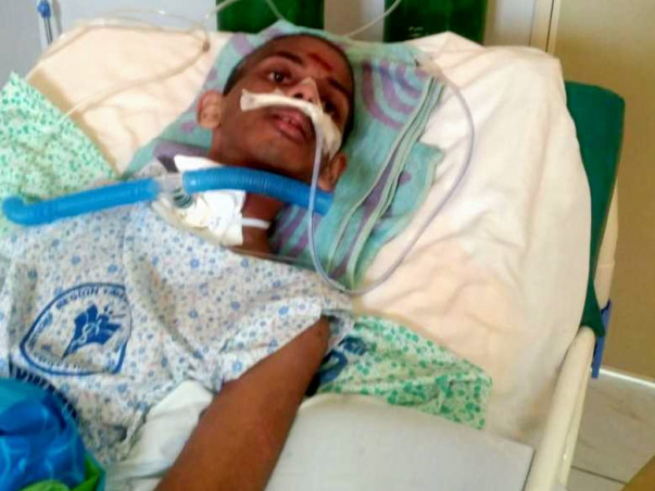 Help Prasanth To Recover