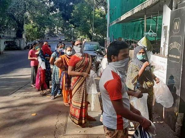Save Mumbai. By helping Mumbai slums fight the Coronavirus.