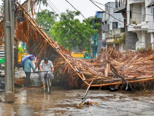 Help us to help the Cyclone Fani affected families.