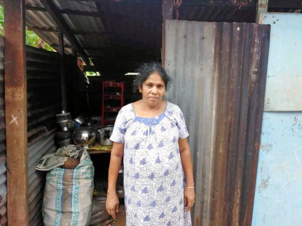 Help Santhamma Fight Breast Cancer