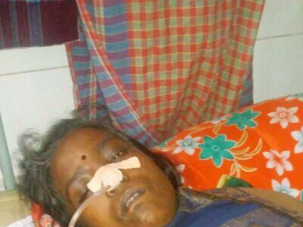 Help Devaki fight life battle