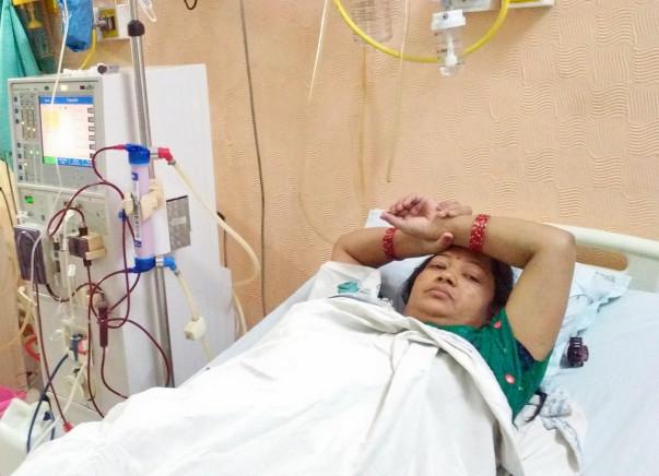 Help Mrs Sushila For Her Kidney Transplant