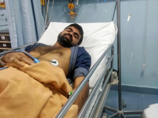 Please help Shafi, who is suffering with aplastic anemia