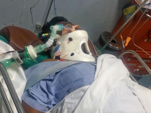 Help Umanath Recover from Severe Injuries