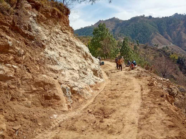 Help Us Construct Roads for Better Connectivity