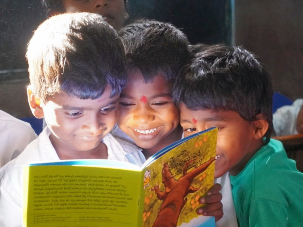 Gift A Book Of $1 and Support READ2LEAD Programs OF Krishi.NGO