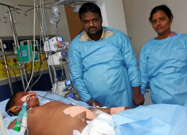 This 12-year-old Boy Affected With Dengue Is Battling Organ Failure